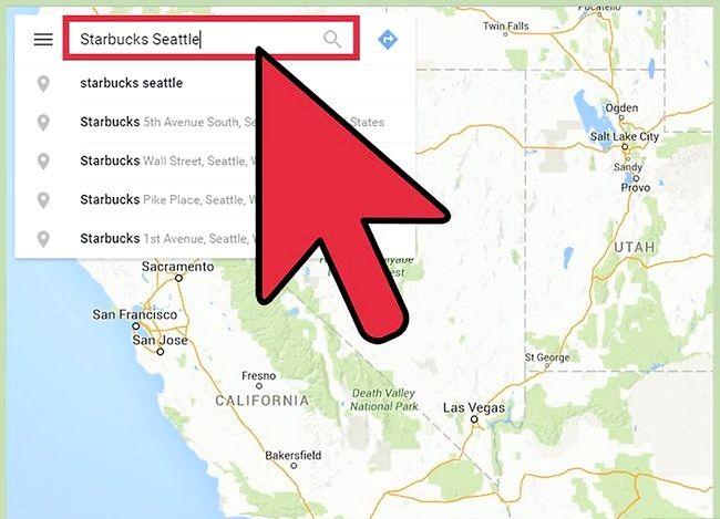 Imaginea intitulată Obțineți Latitudine și Longitudine din Hărți Google Pasul 13