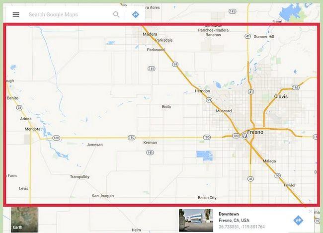Imaginea intitulată Obțineți Latitudine și Longitudine din Hărți Google Pasul 14