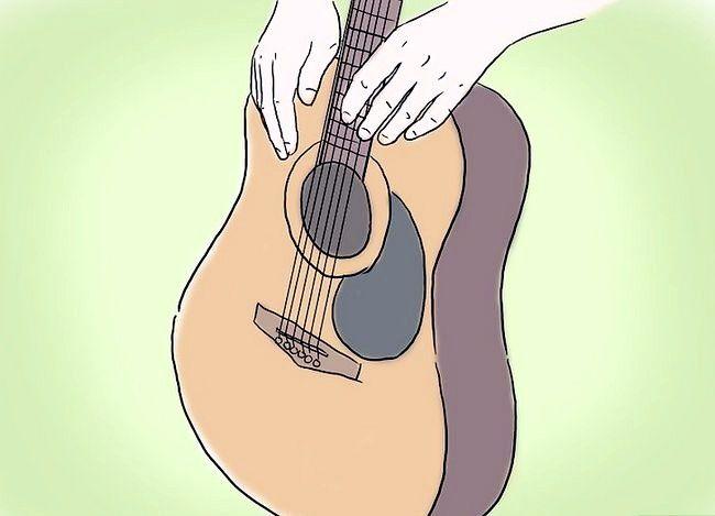 Imaginea intitulată Redați chitara acustică Pasul 1