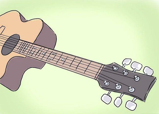 Imaginea intitulată Redați chitara acustică Pasul 2