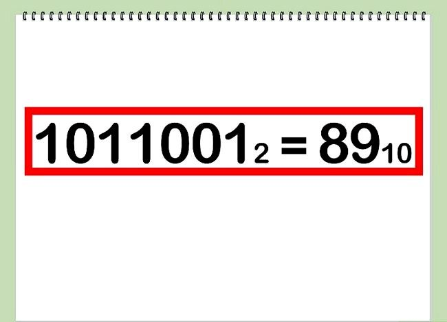 Conversia de la pasul binar la decimalul 16