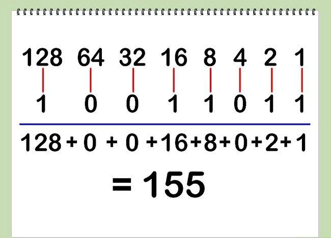 Conversia de la pasul binar la cel decimal 5