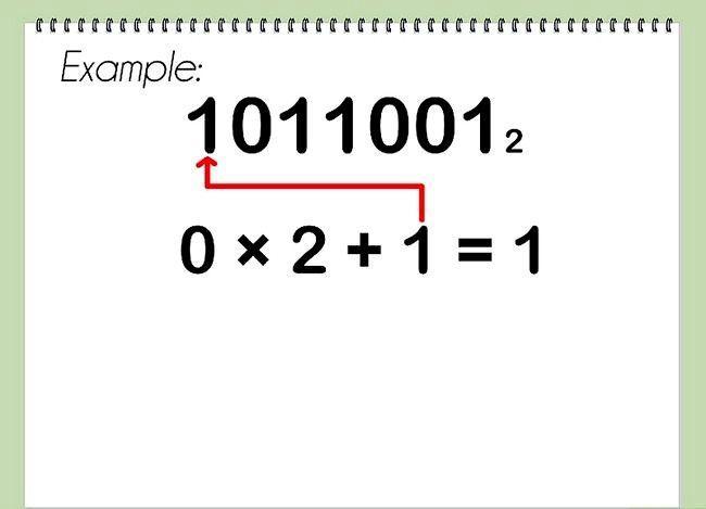 Conversia de la pasul binar la zecimal 9