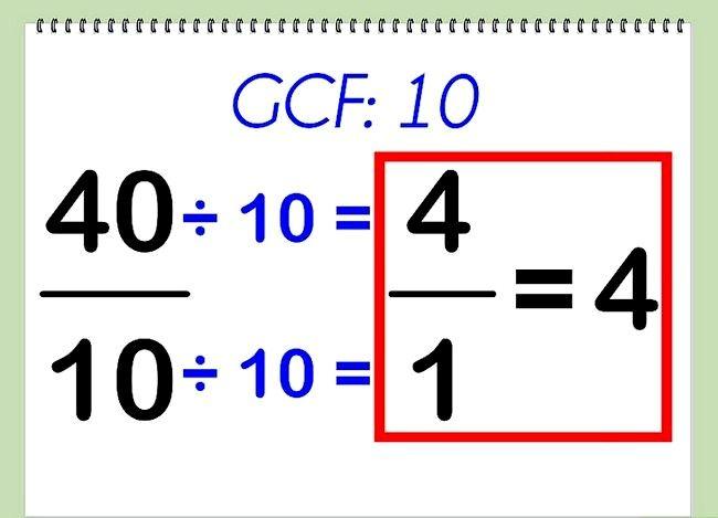 Imagine intitulată Multiplicarea fracțiunilor cu numere întregi Pasul 4