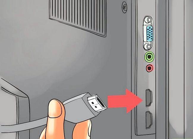 Imaginea intitulată Conectați sistemul dvs. home theater la PC Pasul 3