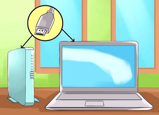 Imaginea intitulată Conectați sistemul dvs. home theater la PC Pasul 6
