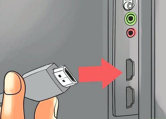 Imaginea intitulată Conectați sistemul dvs. home theater la PC Pasul 8