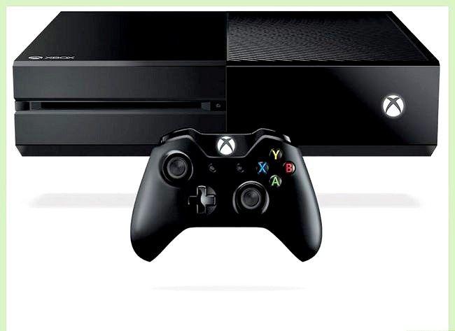 Imaginea intitulată Conectați Xbox-ul la Internet Pasul 1