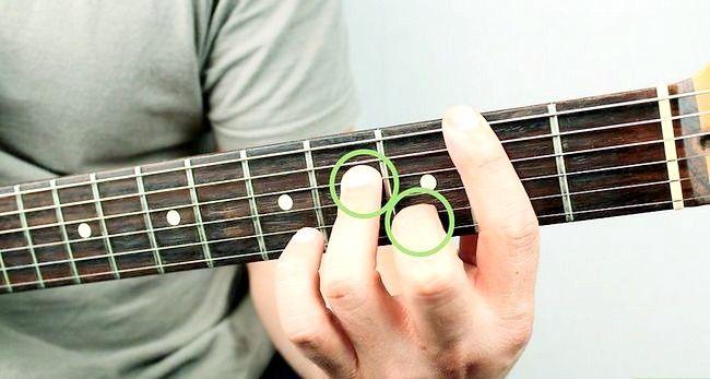 Imaginea intitulată Redați un corzi Bm pe chitara Pasul 13