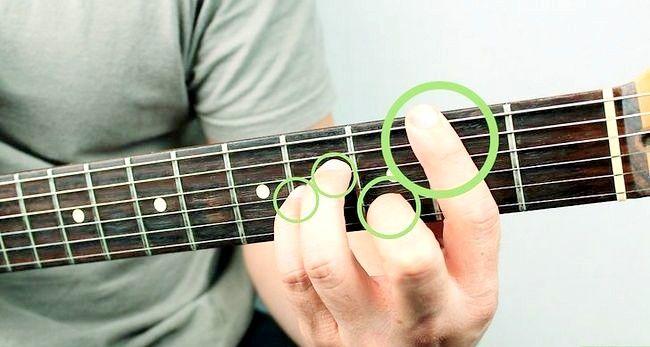 Imaginea intitulată Redați un chord Bm pe chitara Pasul 14