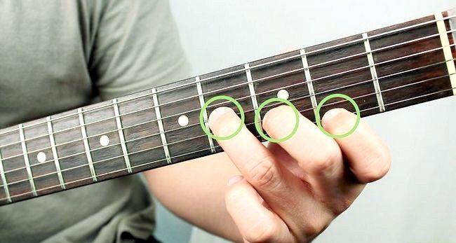 Imaginea intitulată Redați un corzi Bm pe chitara Pasul 3
