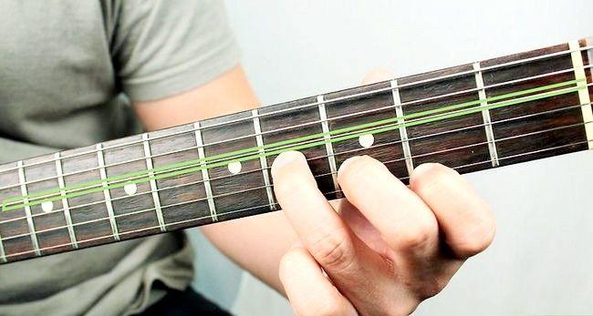 Imaginea intitulată Redați un corzi Bm pe chitara Pasul 4