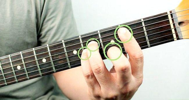 Imaginea intitulată Redați un corzi Bm pe chitara Pasul 9