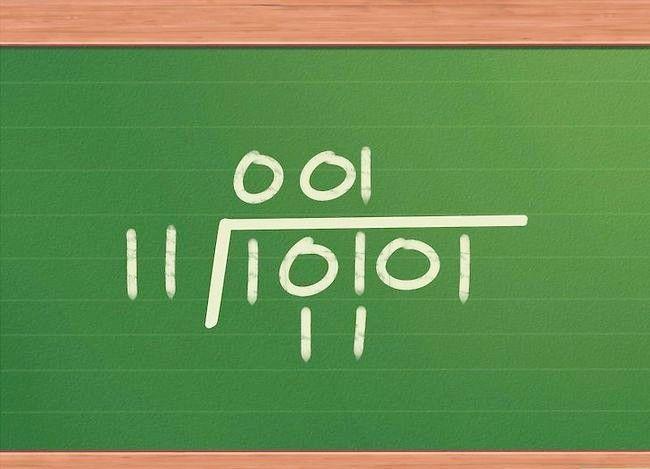 Imaginea intitulată Împărțiți numerele binare Pasul 4