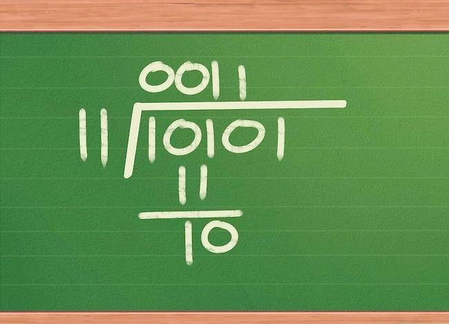 Imaginea intitulată Împărțiți numerele binare Pasul 5