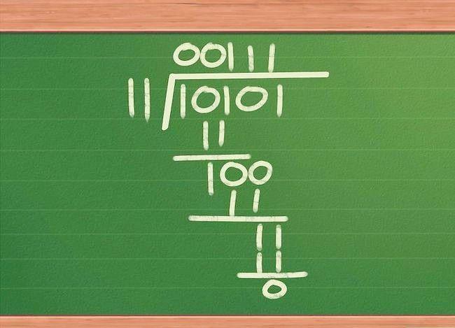 Imaginea intitulată Împărțiți numerele binare Pasul 6