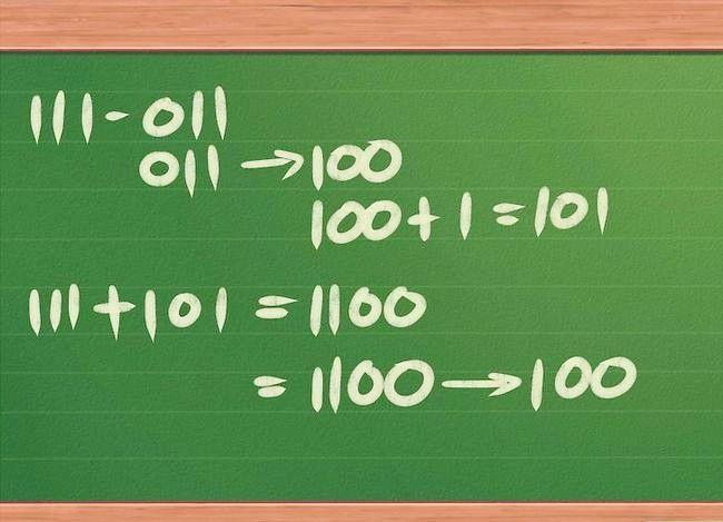 Imaginea intitulată Împărțiți numerele binare Pasul 9