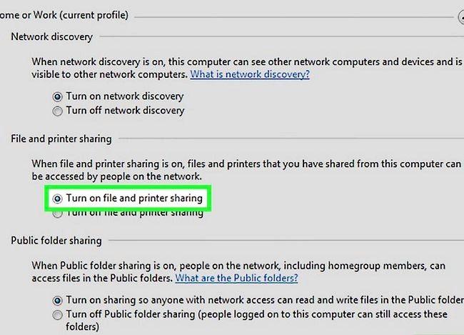 Imaginea cu titlul Creați o rețea locală (LAN) Pasul 13