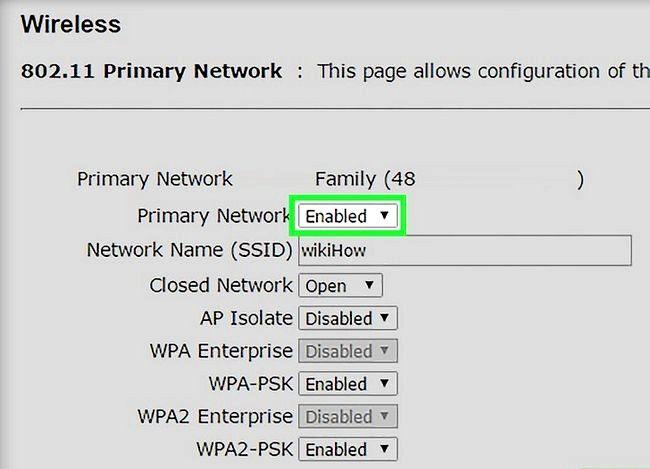 Imaginea intitulată Creați o rețea locală (LAN) Pasul 23