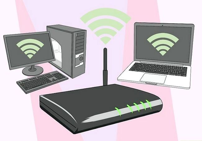Imaginea intitulată Creați o rețea locală (LAN) Pasul 3