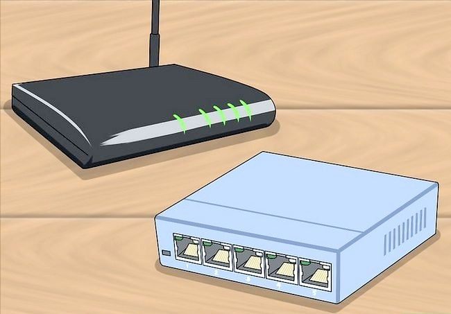 Imaginea intitulată Creați o rețea locală (LAN) Pasul 6