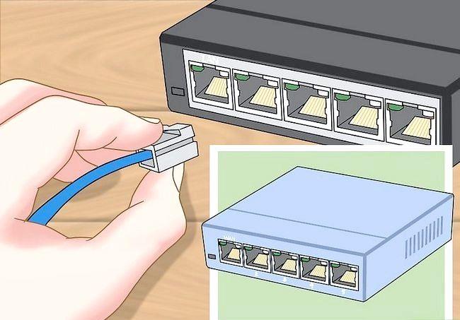 Imaginea intitulată Creați o rețea locală (LAN) Pasul 9
