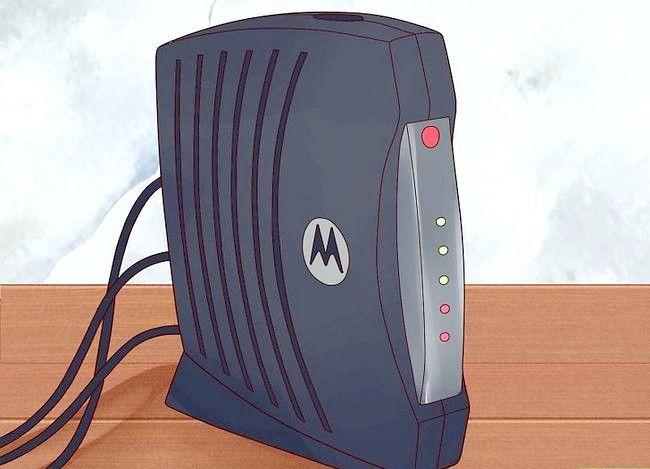 Imaginea intitulată Configurați un modem Motorola SURFboard Pasul 5