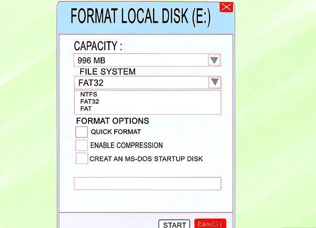Imaginea intitulată Configurați un drive de rețea Pasul 3