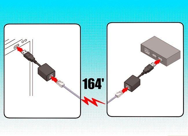 Imaginea intitulată Extinderea cablului USB Step 5Bullet1