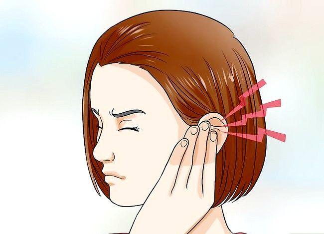 Imagine cu titlul Tratarea unei infecții la urechea fungică Pasul 2