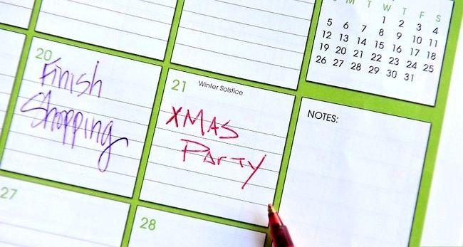 Imagine cu denumirea Faceți o petrecere de Crăciun Pasul 1