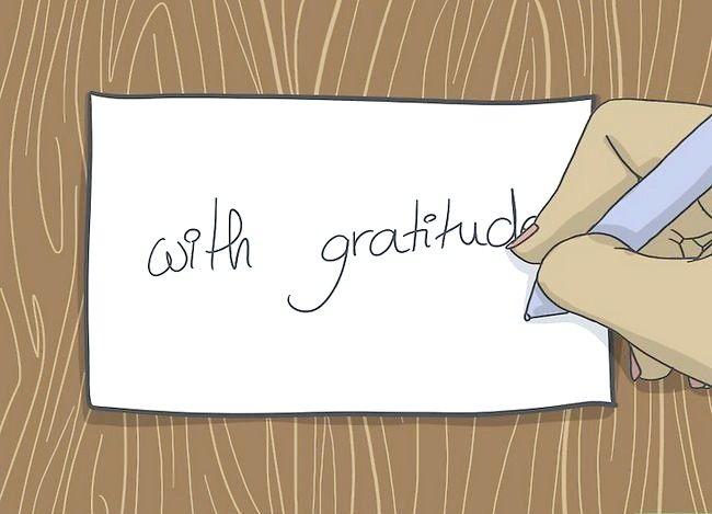 Scrieți o notă de mulțumire pentru un cadou de Crăciun Pasul 11