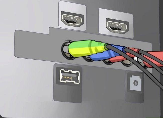 Imaginea intitulată Conectați DVR la TV Pasul 12