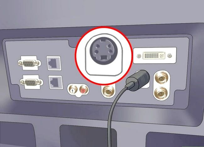 Imaginea intitulată Conectați DVR la televizor Pasul 18