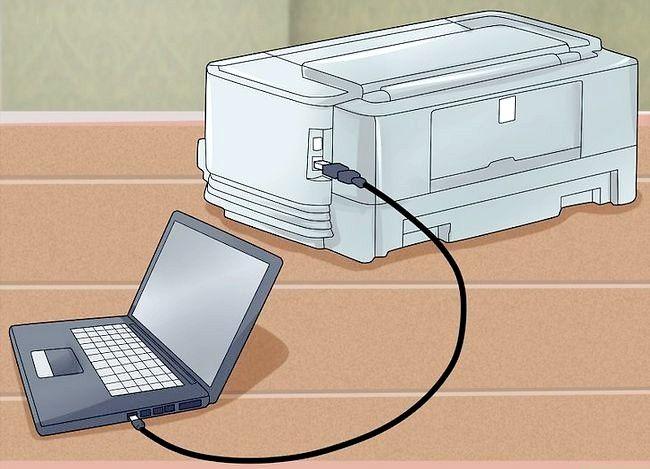 Imaginea intitulată Instalați o imprimantă de rețea Pasul 24