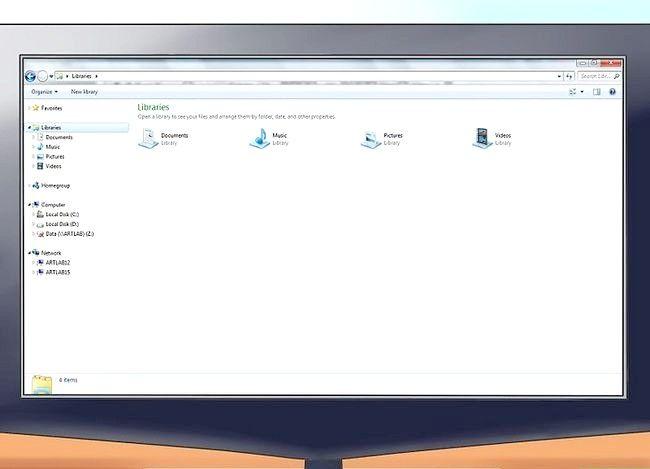 Imaginea intitulată Conectarea unui PC la un Mac Pasul 3