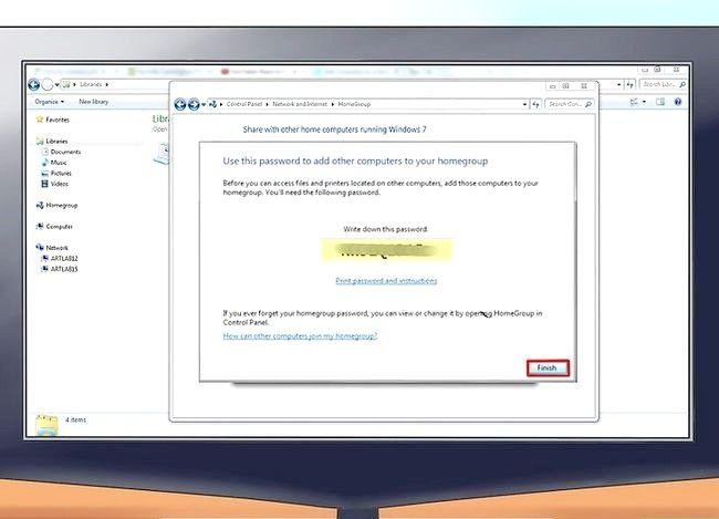 Imaginea intitulată Conectarea unui PC la un Mac Pasul 7