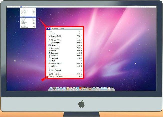 Imaginea intitulată Conectarea unui PC la un Mac Pasul 10