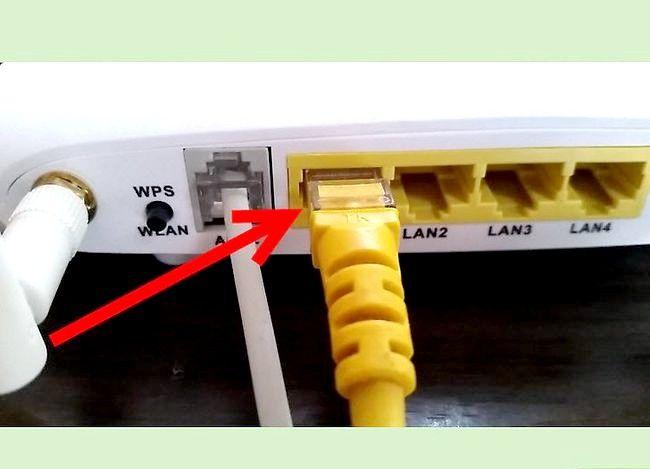 Imaginea intitulată Conectarea unui PC la o rețea Etapa 4