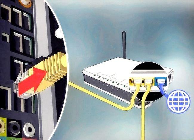 Imaginea intitulată Conectați un router la altul pentru a extinde o rețea 14