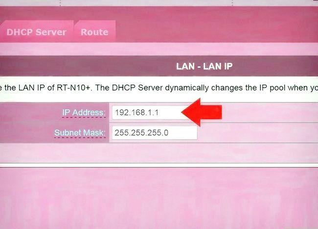 Imaginea intitulată Conectați un router la altul pentru a extinde o rețea 19