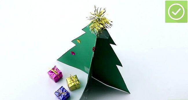 Imagine cu titlul Make a Tree Christmas Tree Step 5
