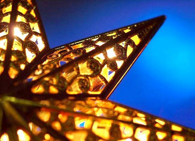 Imagine cu denumirea Decoratiuni de Craciun Tree Topper Star
