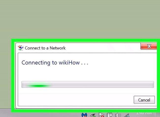 Imaginea intitulată Conectați un computer Windows 7 la Internet printr-un telefon Android Pasul 16