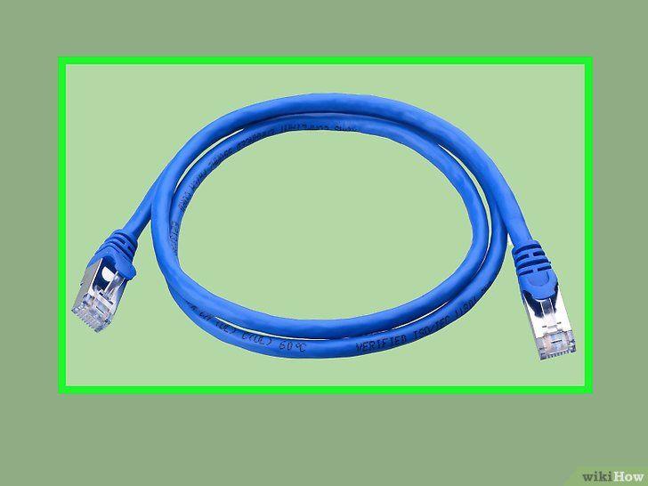Imaginea intitulată Configurați Ethernet Pasul 1