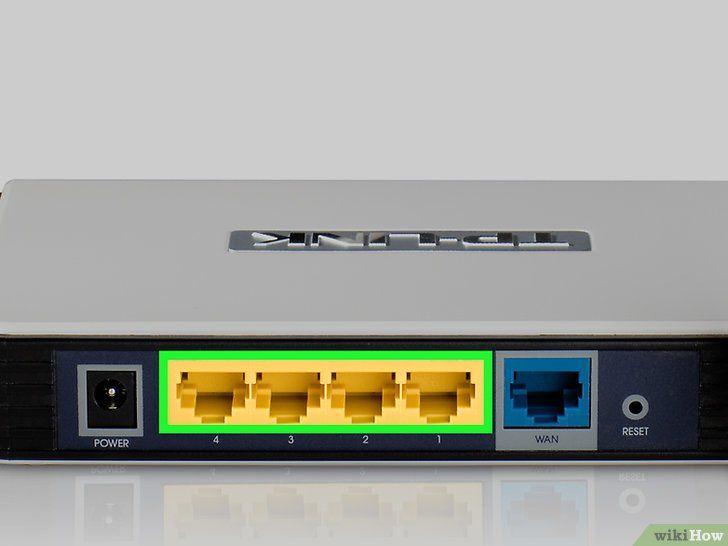 Imaginea intitulată Configurați Ethernet Pasul 3