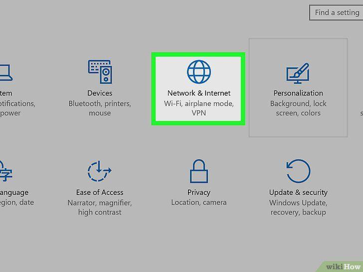 Imaginea intitulată Configurați Ethernet Pasul 7