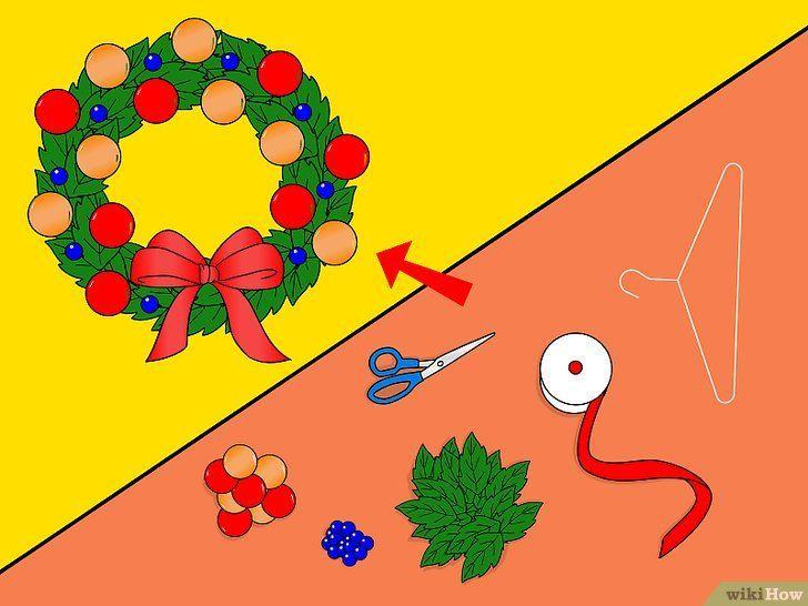 Imagine cu titlul Decorați pentru Crăciun Pasul 3