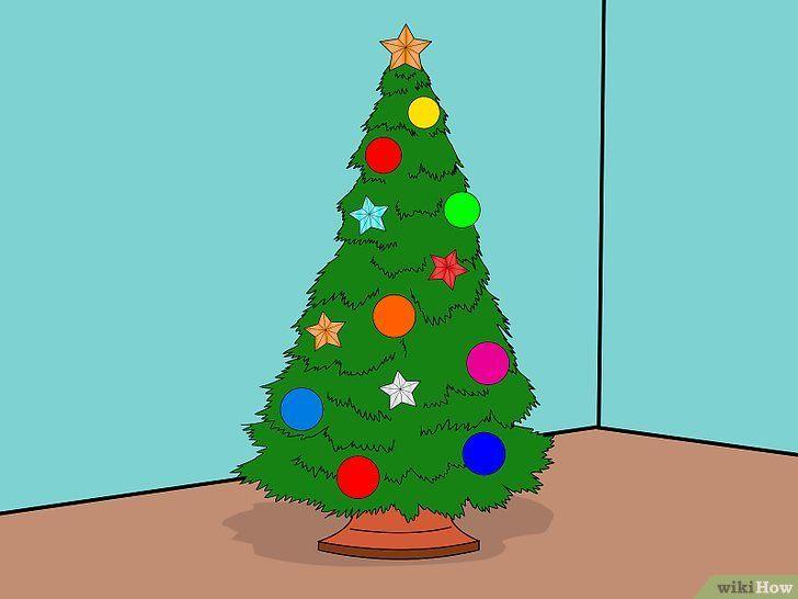 Imagine cu titlul Decorați pentru Crăciun Pasul 7