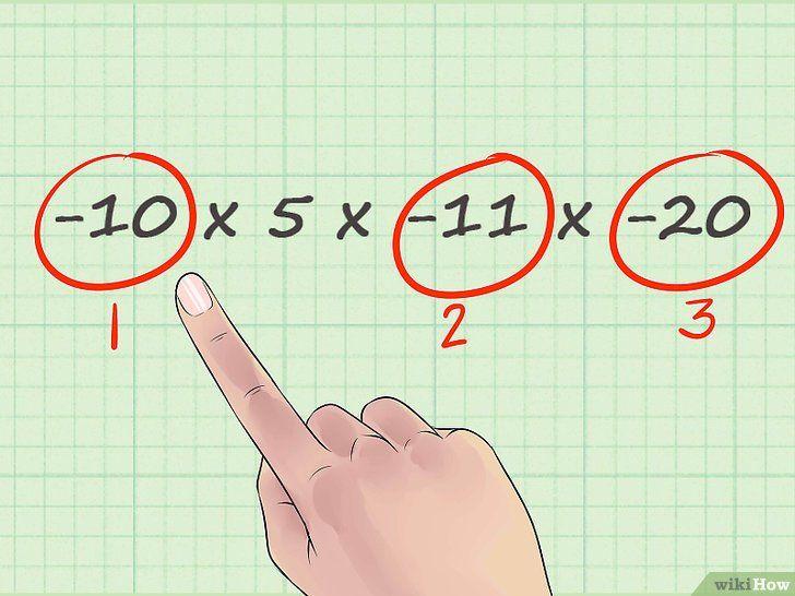 Imagine intitulată Multiplicare și divizare intregi Pasul 3